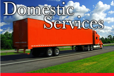 Domestic Services - Griffin & Company Logistics