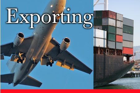 Exporting - Griffin & Company Logistics