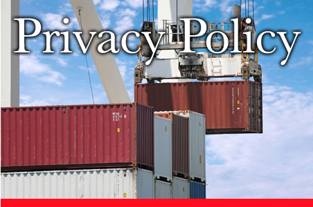 Privacy Policy - Griffin & Company Logistics